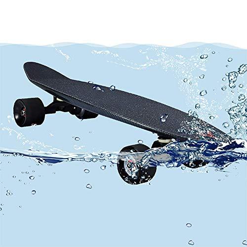 YUN GAME@ Longboard Skate, 500 W con Mando a Distancia motorizado eléctrico...
