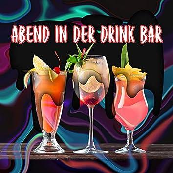 Abend in der Drink Bar: Entspannender Acid Jazz, Moderner Musik, Freitagsstimmung