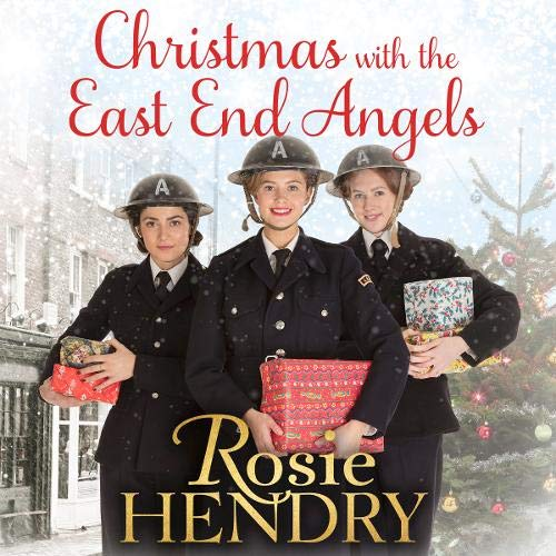 Christmas with the East End Angels cover art