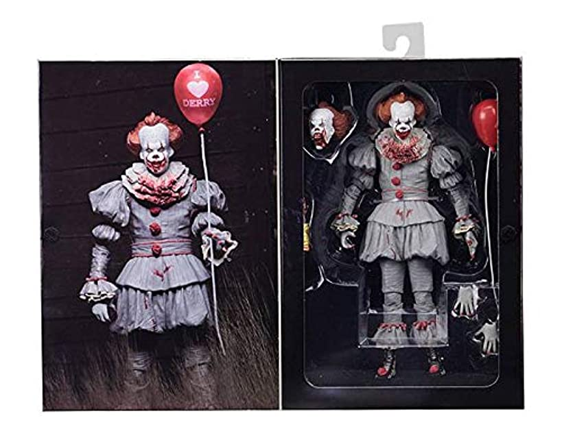 Pennywise NECA iT i Love Derry Action 7