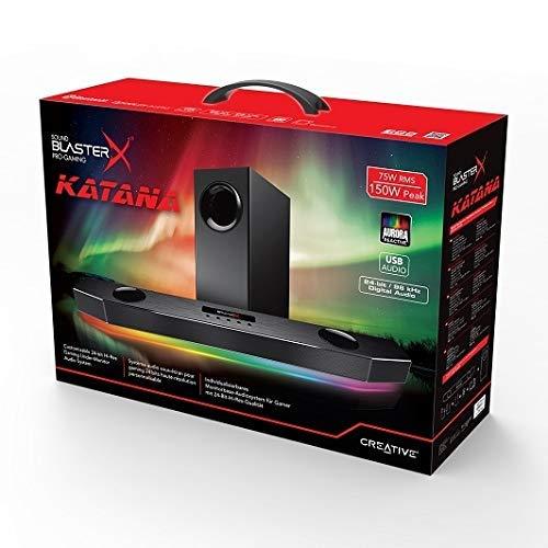 Creative Labs Sound BlasterX Katana
