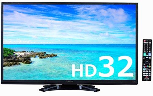 『オリオン 32V型 液晶 テレビ BN-32DT10H ハイビジョン 外付HDD録画対応 2016年モデル』の1枚目の画像