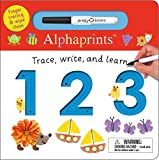 Trace, Write, and Learn 123 (Alphaprints)