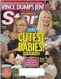 Star Magazine Britney Spears Gwyneth Paltrow Jennifer Garner Brooke Shields Cutest Babies June 5, 2006 06/05/06