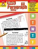Daily Paragraph Editing, Grade 3...