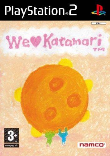 Namco Bandai Games We Love Katamari, PS2