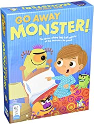 Go Away Monster Toddler Game