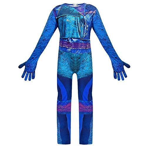 Unbekannt Film-Charaktere Halloween Cosplay Party Romper Jumpsuit Fancy Costume 140cm