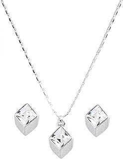 Swarovski Elements Necklace for Women's [SWR-156]
