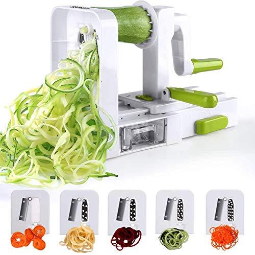 Trancheur de Légumes 5 Lames Sedhoom - Modèle 003791 - 0