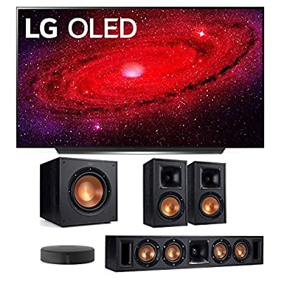 LG CXP Series TV with Klipsch WISA 3.1 System from LG