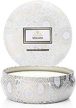 product image for Voluspa Mokara 3 Wick Tin Candle, 12 Ounces