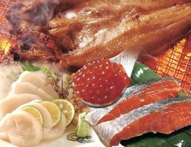 北海道 海産物 お土産セット 【ご贈答】