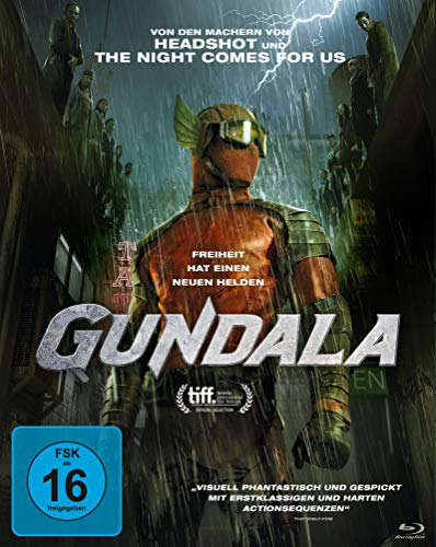 Gundala [Blu-ray]