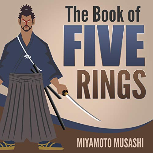 The Book of Five Rings Titelbild
