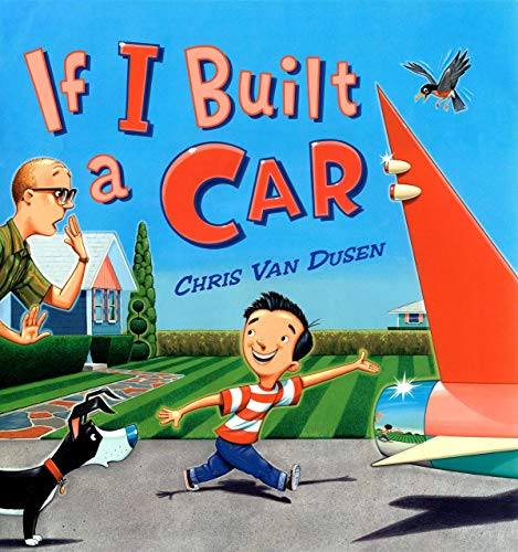 [Chris Van Dusen] If I Built a Car