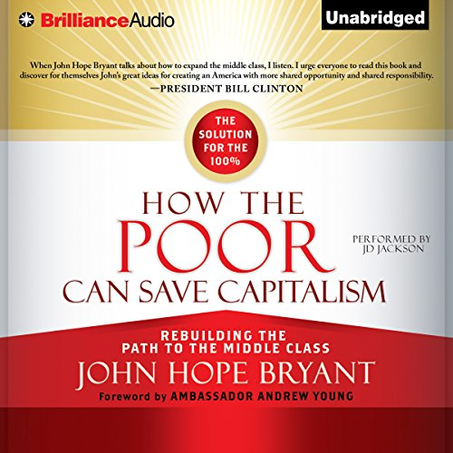 How the Poor Can Save Capitalism audiobook cover art