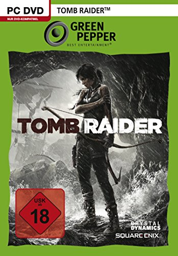 Tomb Raider - PC - [Green Pepper]