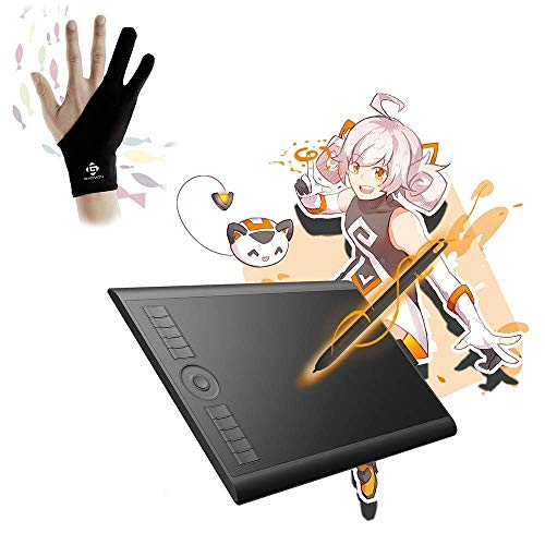 Buying Guide Gaomon M10k2018 10 X 6 25 Inches Graphic Drawing Tablet 8192
