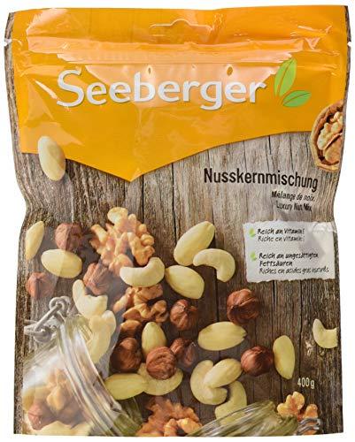 Seeberger Nusskernmischung, 7er Pack (7 x 400 g)