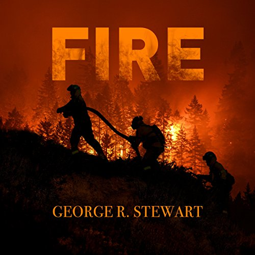 Fire audiobook cover art
