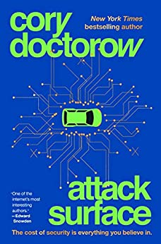 Attack Surface by [Cory Doctorow]