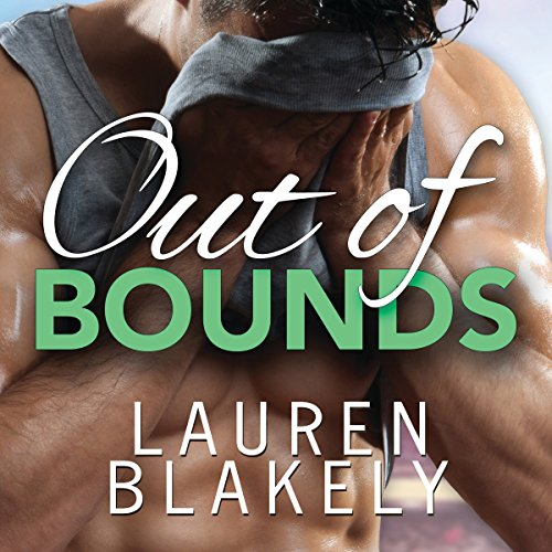 Out of Bounds audiobook cover art