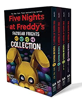 Five Nights at Freddy s Fazbear Frights Four Book Boxed Set