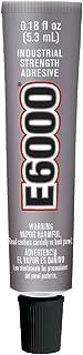E6000 230400 Medium Viscosity Industrial Strength Adhesive 0.18 fl oz