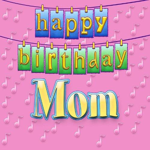 Happy Birthday MOM (Personalized)