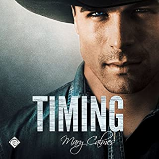 Timing (Gay Romance) audiobook cover art
