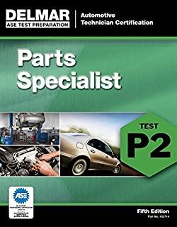 Ase Parts Specialist P2 Certification