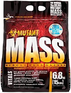 Pvl Mutant Mass Cookies & Cream 6800g