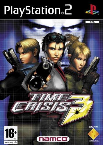 Time Crisis 3 (PS2) [Importación Inglesa]