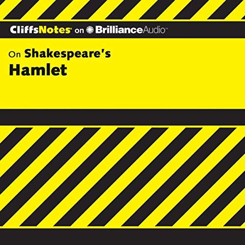 Hamlet: CliffsNotes Audiobook By Carla Lynn Stockton B.A. M.A. C.A.S. cover art