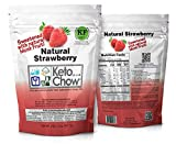 Keto Chow Keto Meal Replacement Shake: delicious, easy meals for keto diet, complete keto meal, on...