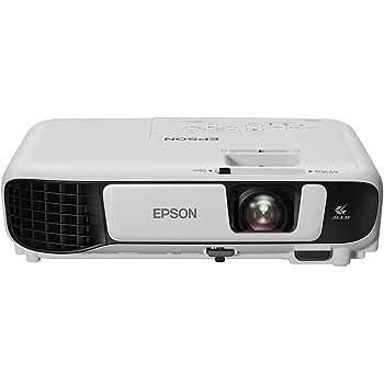 Epson EB-W41 Projector - Proyector (3600 Lúmenes ANSI, 3LCD, WXGA ...