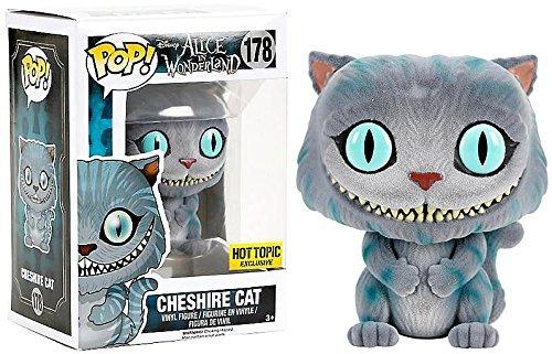 Funko – 178 – Pop – Disney – Alice in Wonderland – Cheshire Cat Flocked
