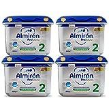 Almirón Profutura 2 Leche de Continuación en Polvo Desde los 6 Meses, Pack de 4x800g, Total 3.2kg
