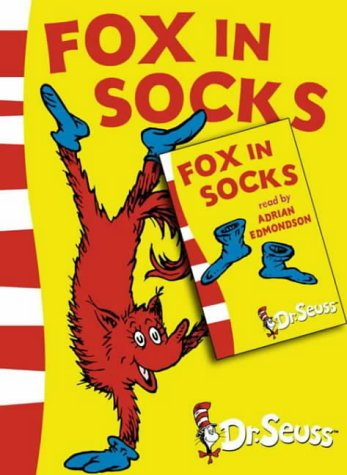 Fox in Socks (Dr Seuss Book & Tape)