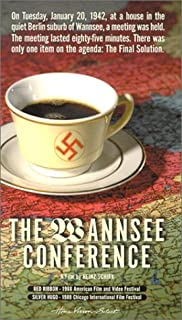 The Wannsee Conference VHS