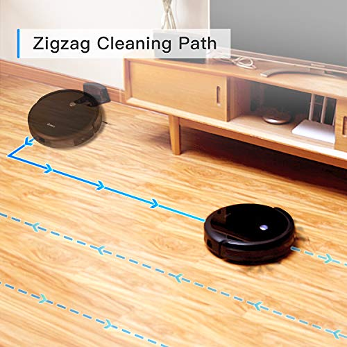 360 C50 Robot Vacuum and Mop, 2600 Pa, Schedule, Deep, Spot Cleaning, Remote Control, Works with Alexa and Google Assistant
