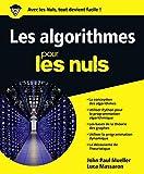 Les algorithmes pour les Nuls grand format (French Edition)