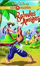 Saludos Amigos [VHS]