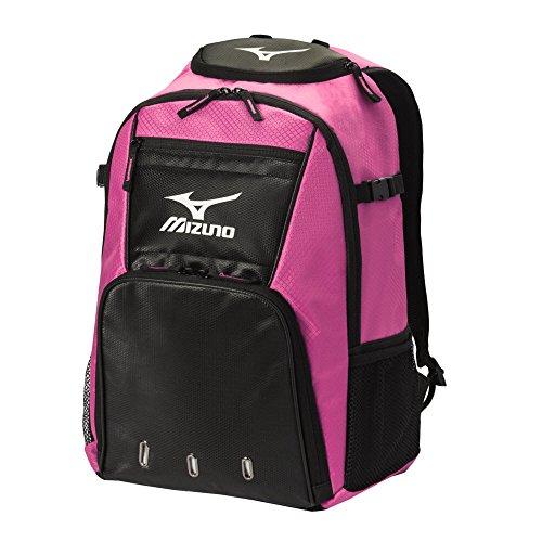 Mizuno 360226.9090.01.0000 Organizer G4 Backpack One-Size Black