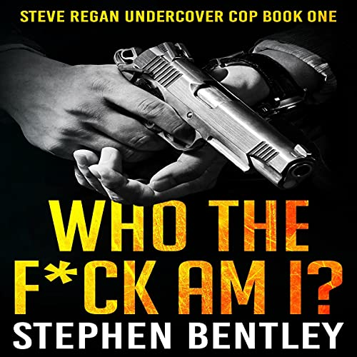 Who the F--k Am I? cover art