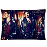 Pillowcase Soft Zippered Pillow case Cover 2030 Inch Two Side Printing Once Upon A Time Captain Hook 01 Pattern Fashion Design