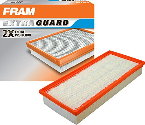 FRAM Extra Guard Air Filter, CA10236 for Select Audi, Land Rover, Porsche and Volkswagen Vehicles