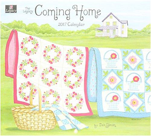 Legacy Publishing Group 2017 Wall Calendar, Coming Home