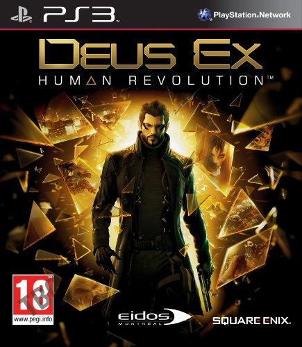 Deus Ex: Human Revolution (Sony PS3) [Importación inglesa]